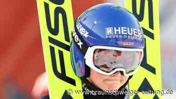 WM-Skispringen: Sieben Jahre nach Olympia:Vogt am emotionalenTiefpunkt