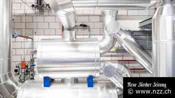 In der Industrie kommen nur vereinzelt Wärmepumpen zum Einsatz. Dabei wäre das Potenzial gross