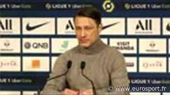 """26e j. - Kovac : """"Neutraliser Mbappé et être efficace sur les contres"""" - Eurosport.fr"""