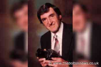 Tributes for former Bolton Evening News photographer Norman France