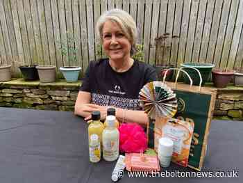 Body Shop at Home helping women and children fleeing domestic violence