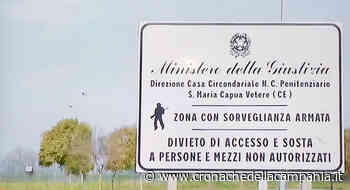 Carcere di Santa Maria Capua Vetere: hashish nascosto nell'accappatoio - Cronache della Campania