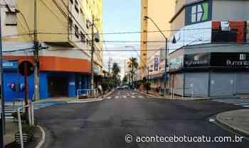 Araraquara encerra lockdown às 23h59 de hoje | Jornal Acontece Botucatu - Acontece Botucatu