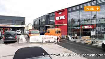 """Neue """"Hochzoller Mitte"""": Bald eröffnet der Rewe-Markt"""