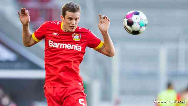 Bayer Leverkusen: Lars Bender fällt nach Meniskus-Operation länger aus - t-online.de