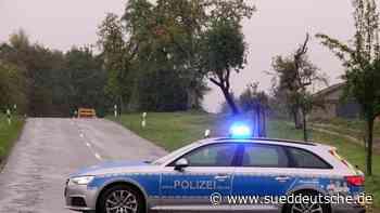Wilde Verfolgungsfahrt mit 20 Streifenwagen und Hubschrauber - Süddeutsche Zeitung