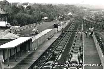 Rarity as Lostock's closed station brought back into service