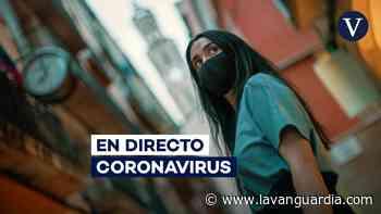 Coronavirus | Nuevas restricciones y plan para Semana Santa, en directo - La Vanguardia