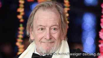 Abschied: Schauspieler Ronald Pickup gestorben