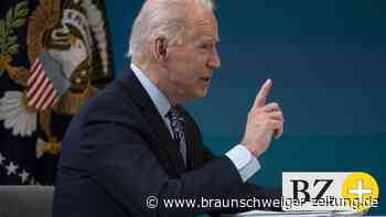 US-Regierung: Joe Biden ordnet ersten Militärschlag seiner Amtszeit an