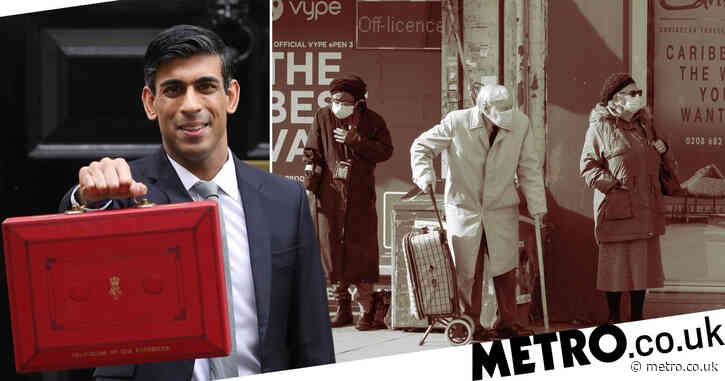 Rishi Sunak 'planning tax raid on wealthy pensioners' to help pay off Covid debt