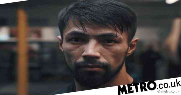 Kaisy Khademi: The boxer who fled the Taliban to pursue world title dream