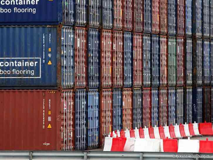 Importpreise ziehen ungewöhnlich stark an