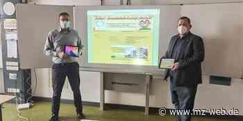 Digitale Bildung: Schulen in Coswig besser ausgestattet - Mitteldeutsche Zeitung