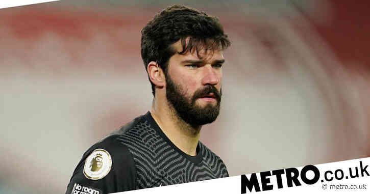 Alisson Becker thanks supporters after tragic death of his father Jose