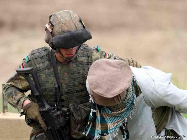 AKK macht Überraschungsbesuch bei Bundeswehr in Afghanistan