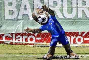 Santa Lucía Cotz presenta a su mascota - Guatefutbol.com