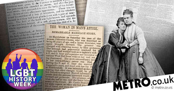 Newspapers reveal the persecution trans and non-binary Victorians faced