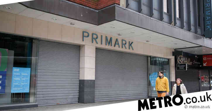 Primark to reopen with longer hours after £1,100,000,000 sales loss