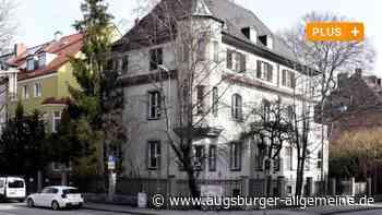 Vom Abriss bedrohte Augsburger Villa: Ex-Eigentümer meldet sich zu Wort - Augsburger Allgemeine
