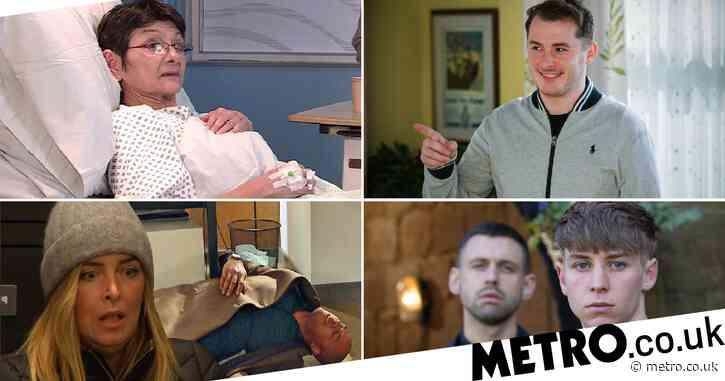 25 soap spoilers: Coronation Street Yasmeen health trauma, EastEnders secret revealed, Emmerdale murder fears, Hollyoaks death terror