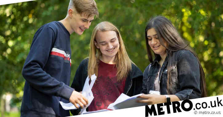 When will GCSE and A-Level results come out in 2021?