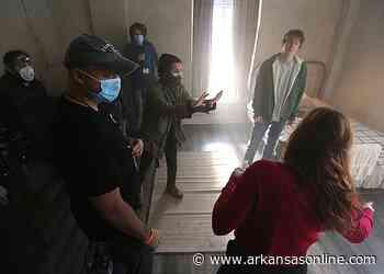 Movie starring John Malkovich, Shane West filming in downtown Little Rock - Arkansas Online