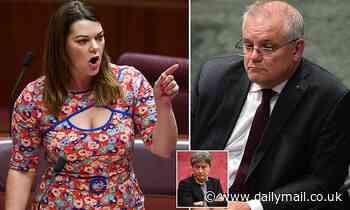 Scott Morrison, Penny Wong, Sarah Hanson-Young receive rape allegation letter about Cabinet Minister