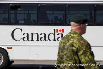 Canada's top military officer temporarily steps aside in midst of investigation