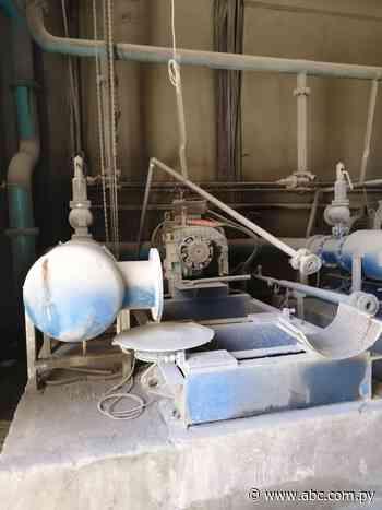 Molino viejo de INC de Villeta seguirá sin operar por unos meses - Nacionales - ABC Color