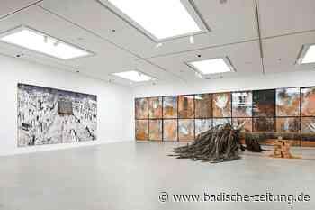 Kunsthalle Mannheim zeigt Anselm Kiefers Arbeit erstmal nur online - Kunst - Badische Zeitung
