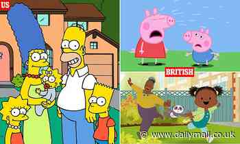 BBC 'wants to create Britain's answer to The Simpsons' in bid to end dominance of US cartoons