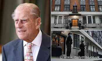 Prince Philip begins 11th day in hospital in his joint longest stay for at least a decade
