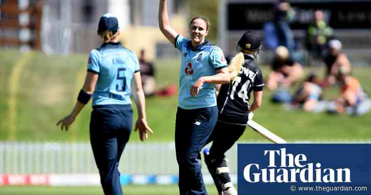 Sciver's all-round quality leads England to ODI series win in New Zealand