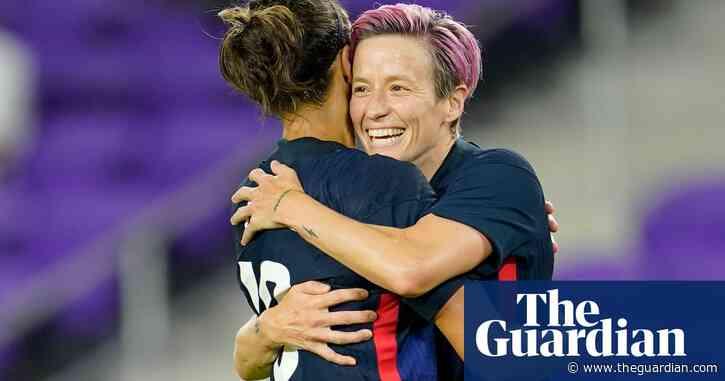 Stand or kneel?: How Megan Rapinoe helped US Soccer change its tune