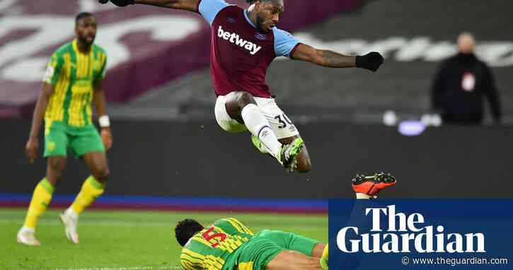 Michail Antonio's West Ham evolution from utility man to star striker