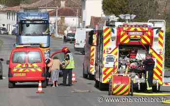 Champniers : la machine à laver prend feu, un homme de 55 ans hospitalisé - Charente Libre