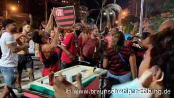 Diego & Rafinha mit Flamengo Meister - Fans feiern trotz Corona