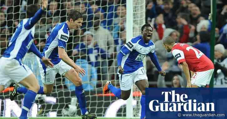 'A fairytale': when Birmingham City won the League Cup a decade ago
