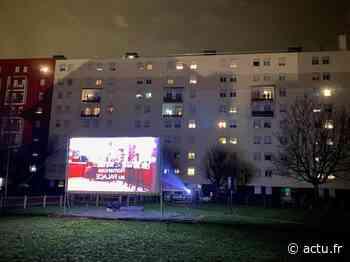 Val-d'Oise. À Beaumont-sur-Oise, le cinéma se déplace sous les balcons - La Gazette du Val d'Oise - L'Echo Régional