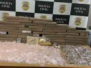 Polícia Civil apreende 100kg de drogas em Franco da Rocha - Jornal de Jundiai
