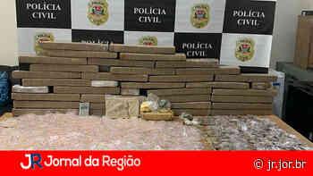 Polícia de Franco da Rocha apreende 100 Kg de drogas - JORNAL DA REGIÃO - JUNDIAÍ
