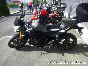 Yamaha FZ8 2012 à 4790€ sur CHARLEVILLE MEZIERES - Occasion - Motoplanete
