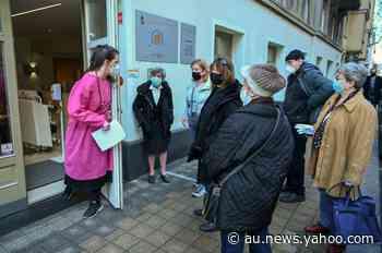 Chinese coronavirus jab brings relief, and concern in Hungary - Yahoo News Australia
