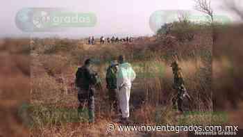 Localizan fosa clandestina en Jaral del Progreso, Guanajuato - Noventa Grados