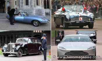 Most expensive royal wedding cars: Princess Eugenie, Prince Charles and Duchess Camilla, more