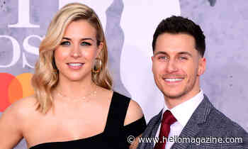 Gorka Marquez shares the sweetest family selfie with Gemma Atkinson after confirming engagement