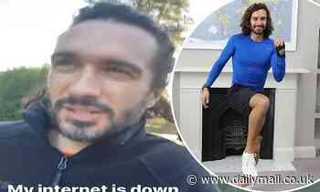 Joe Wicks CANCELS PE With Joe for the first time EVER after his internet goes down