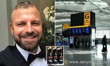 Company boss wins £130,000 payout from British Airways after slipping in spilt Bailey's liqueur