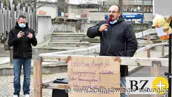 Elternprotest : Eltern fordern: Kitas auf ab 1. März!